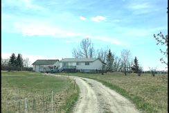 19.85 Acres Land With House South of Hwy 22 X inside city Limits