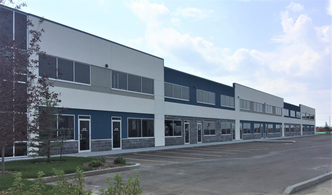 Industrial Condos For Lease or Sale in Jacksonport NE Calgary