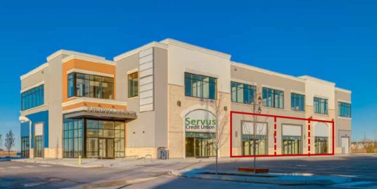 Retail & Office Condos for Sale