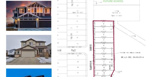 Single Family Lots For Sale
